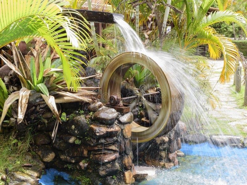 Roue d'eau photos libres de droits