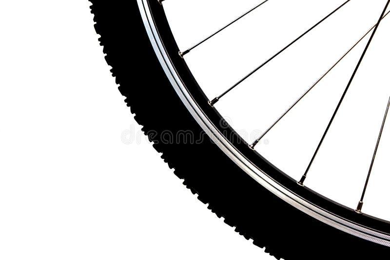 Roue de bicyclette photographie stock