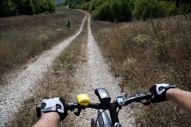 roue de bicyclette photos stock