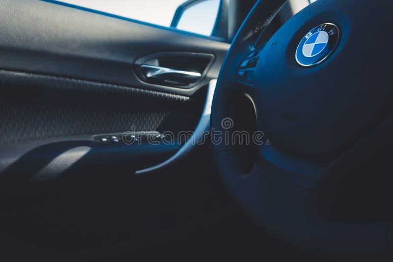 Roue de BMW photo libre de droits