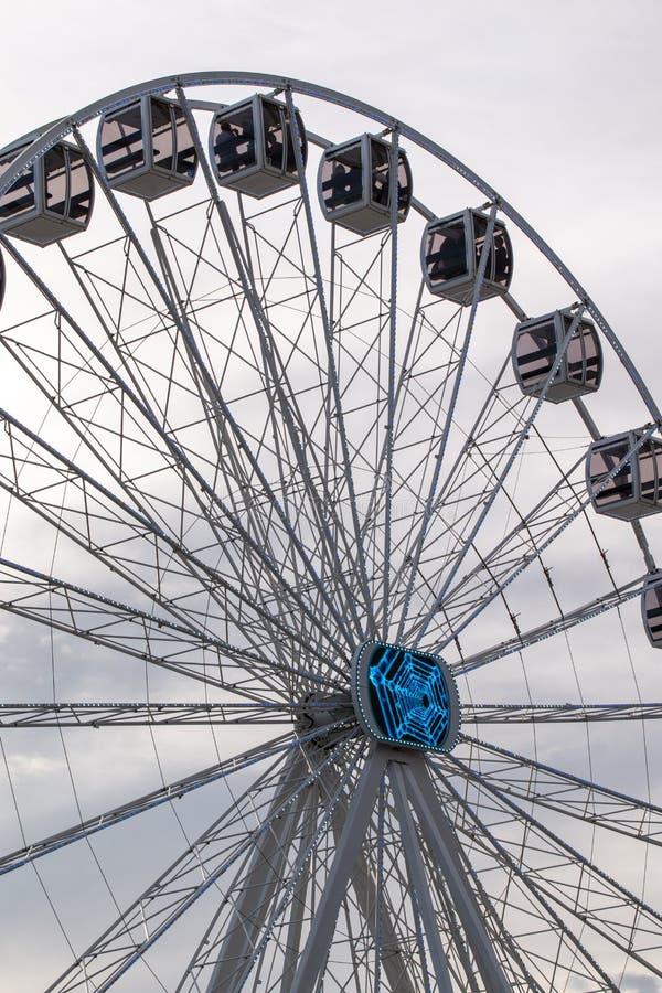 Roue de Ferris grande image libre de droits