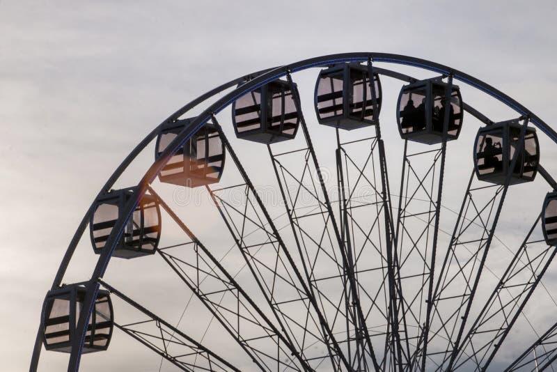 Roue de Ferris grande photos libres de droits