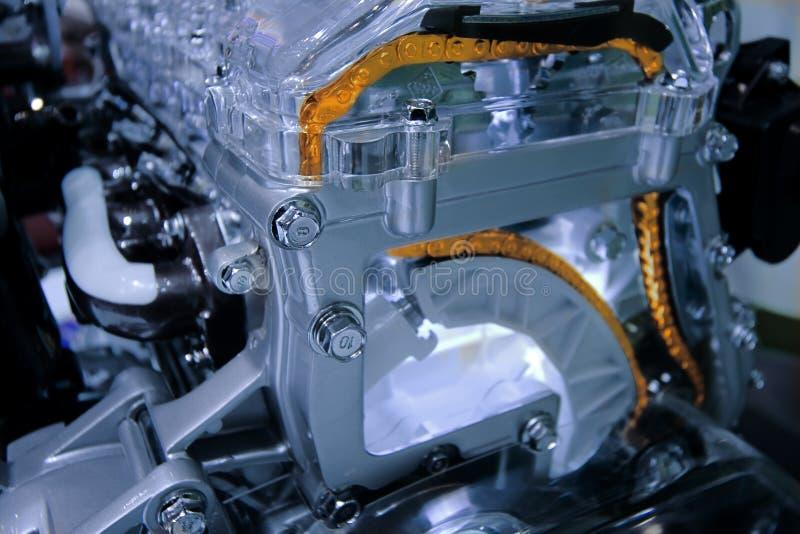 Roue de moteurs photo libre de droits