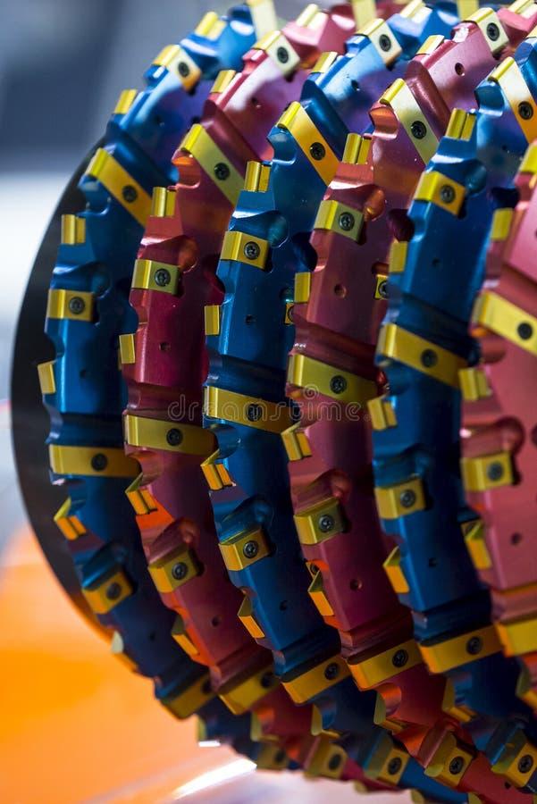 Roue de vitesse colorée images stock
