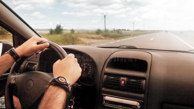 Roue de voiture photo libre de droits