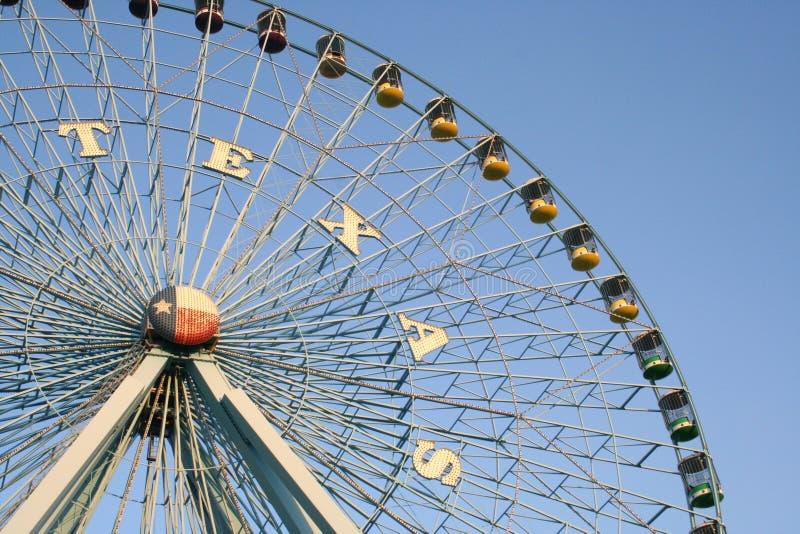 Roue du Texas Ferris images stock