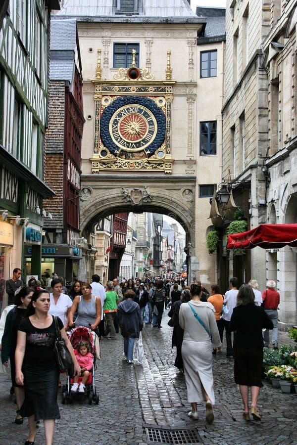 Rouen stock photos