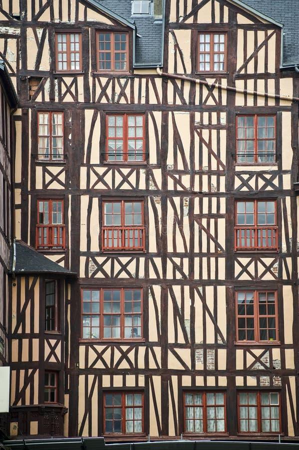 Rouen image libre de droits