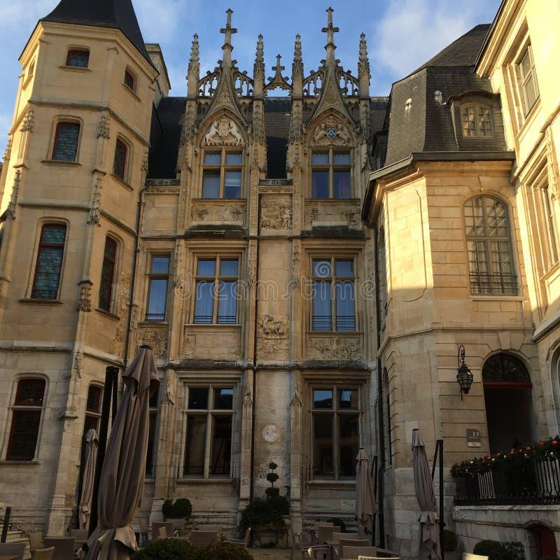 Rouen immagine stock