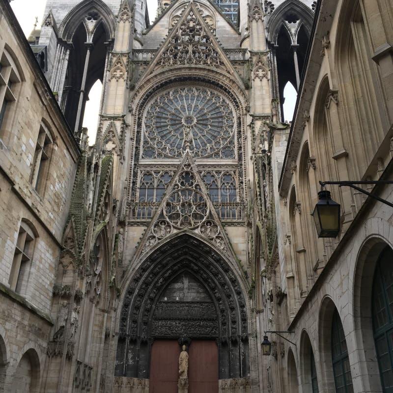 Rouen immagini stock