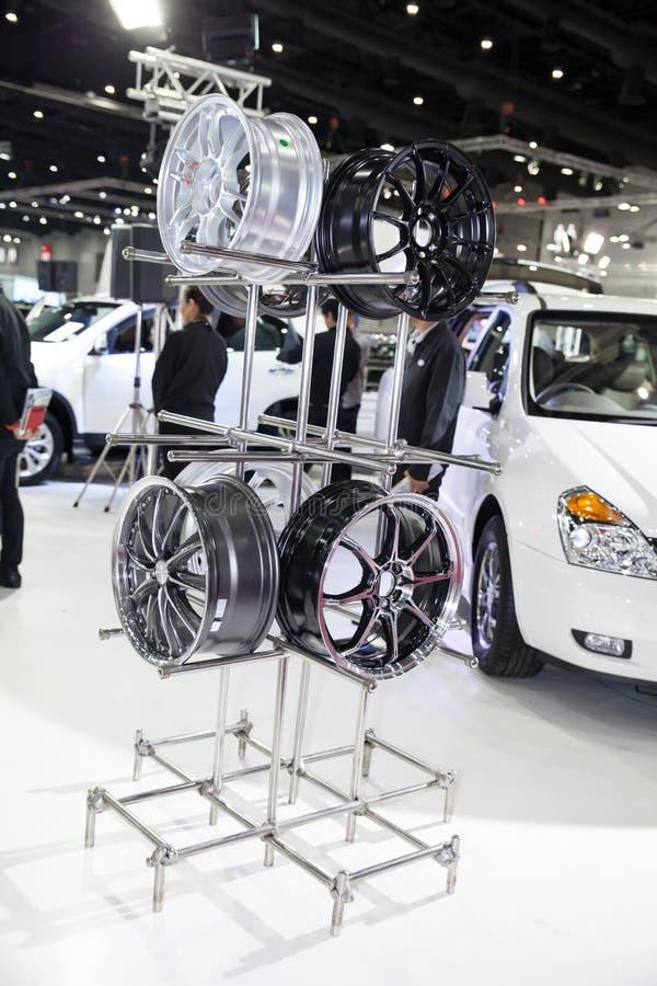 roues photo stock