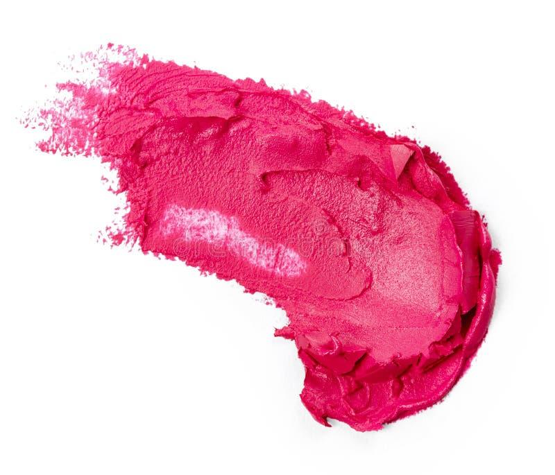Rouge à lèvres rose image stock