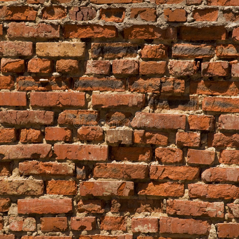 rouge de brique photos libres de droits