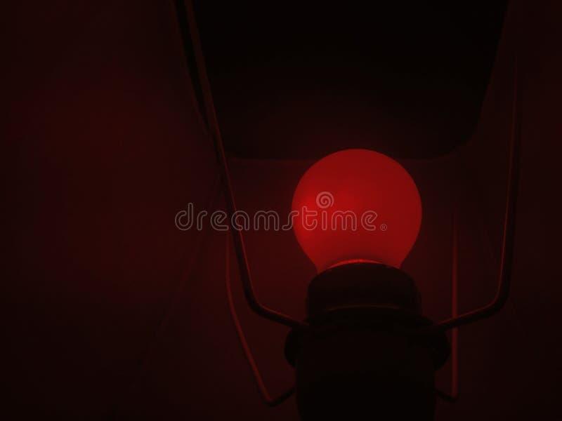 Rouge, lumière, obscurité, lumineuse, ampoule, VSCO image libre de droits