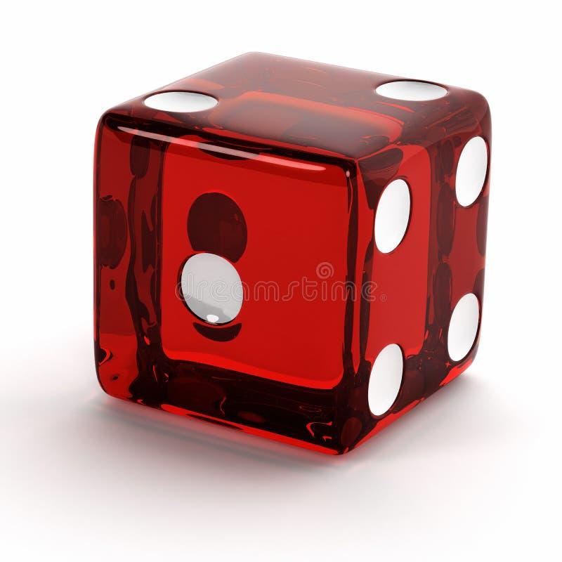 Rouge mourez illustration de vecteur