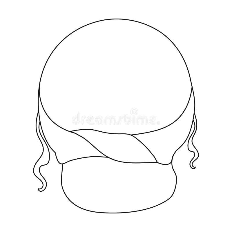 Rouge peigné derrière Icône simple de coiffure arrière en Web d'illustration d'actions de symbole de vecteur de style d'ensemble illustration de vecteur