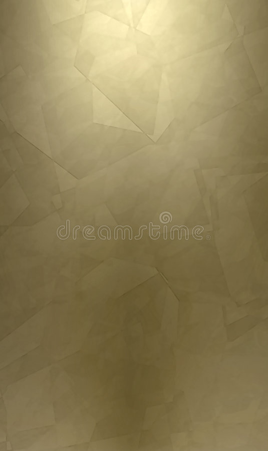 Rough brass metallic backgroun royalty free illustration