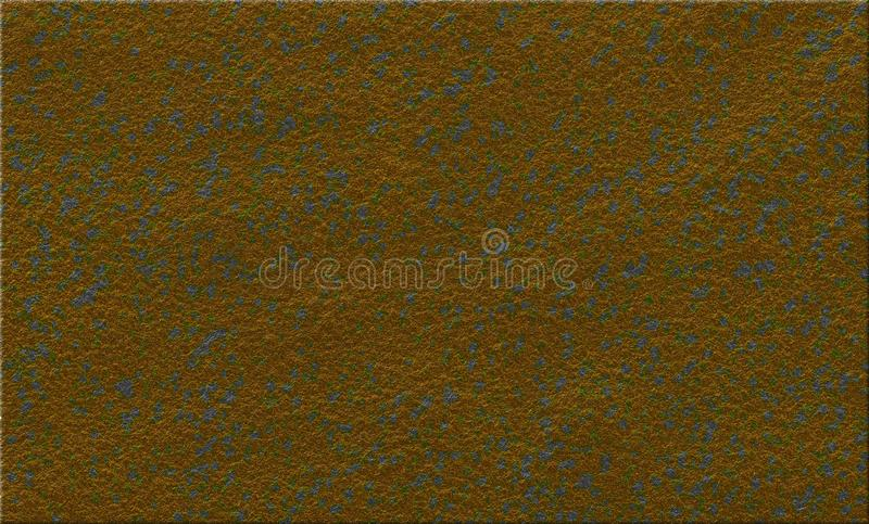 Rough brown mottled texture. abstract weather worn background vector illustration