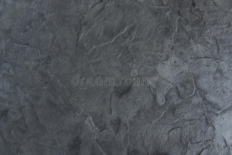 Rough Concrete Wall background, Grey seamless texture stock image