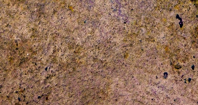 Rough earth texture stock images