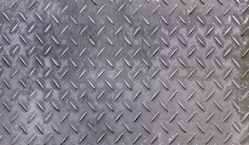 Rough metal texture royalty free stock image