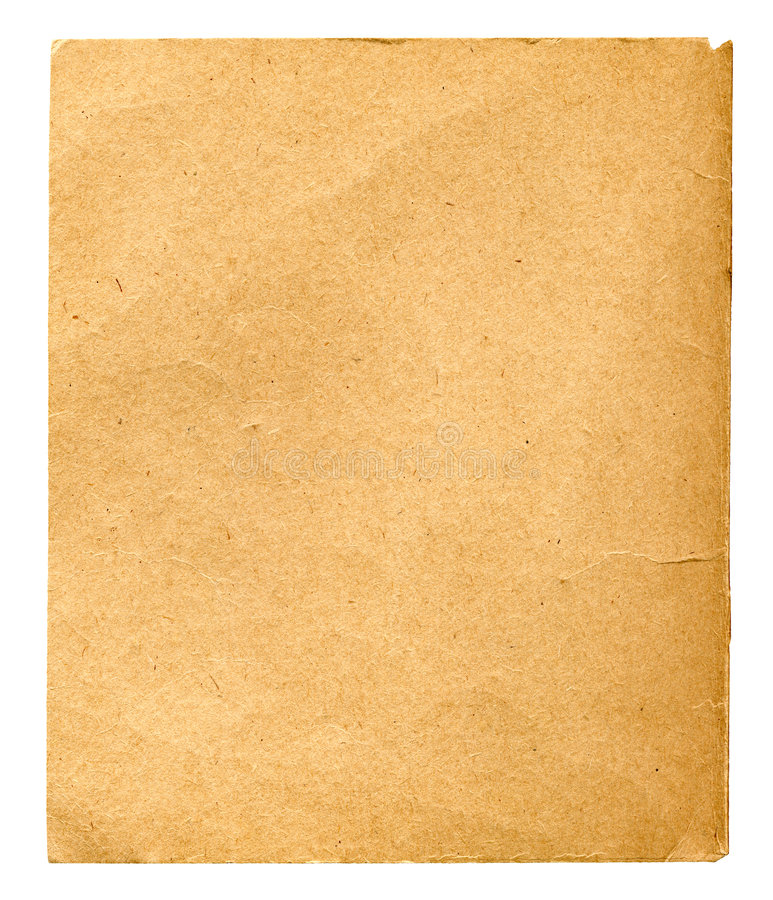 Download Rough paper stock photo. Image of paper, page, front, pasteboard - 2317234