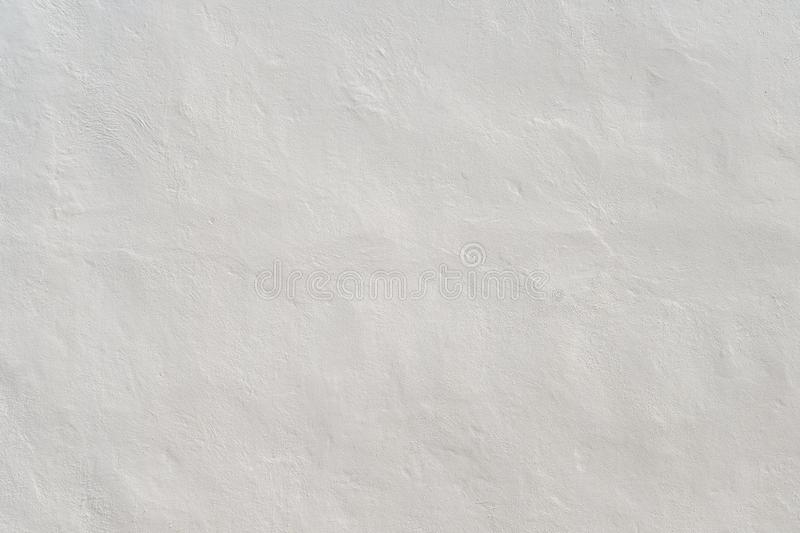 Rough plastered walls with White Background of Cement Concrete wall Texture stock images