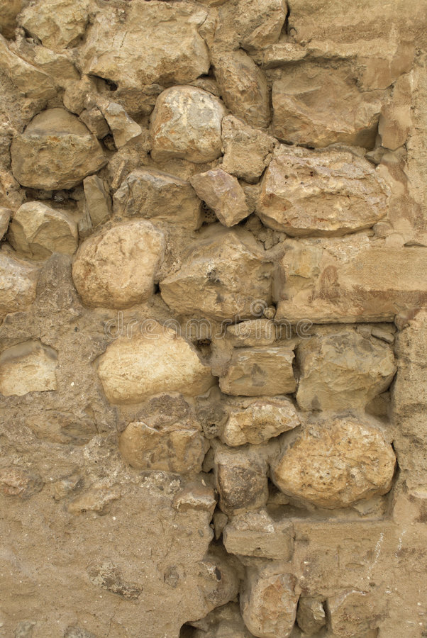 Download Rough Stone Wall Background Stock Photo - Image: 6478878
