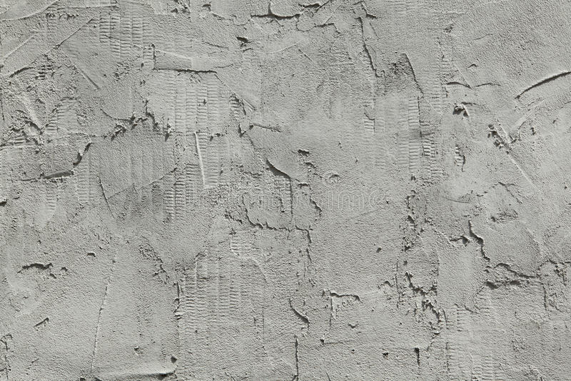 Rough stucco wall. Background texture.  stock image