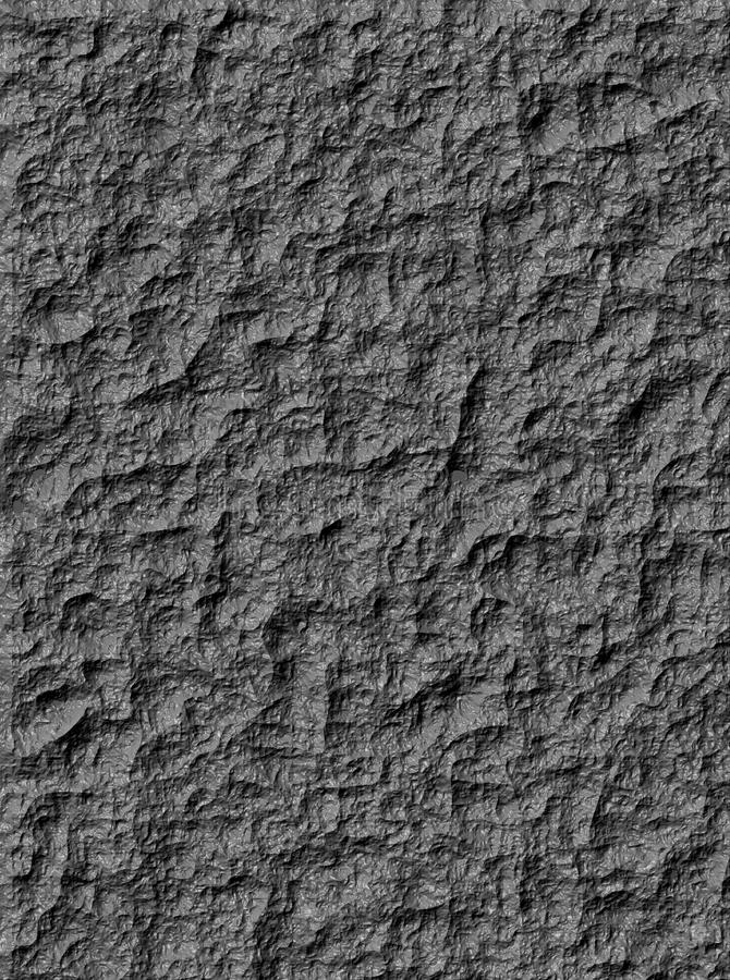 Rough surface. A rough surface background texture stock image