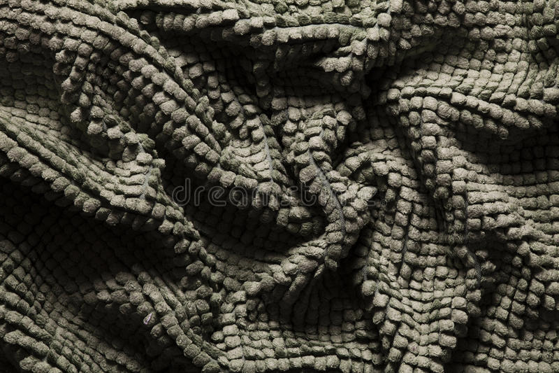 Rough surface with dots and growths. Retro royalty free stock images