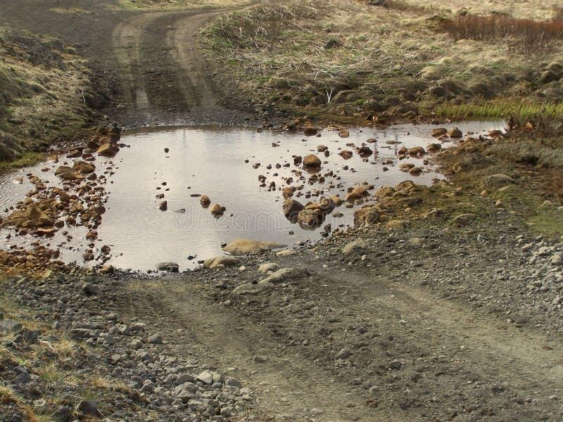 Download Rough terrain stock photo. Image of street, terrain, water - 6529622