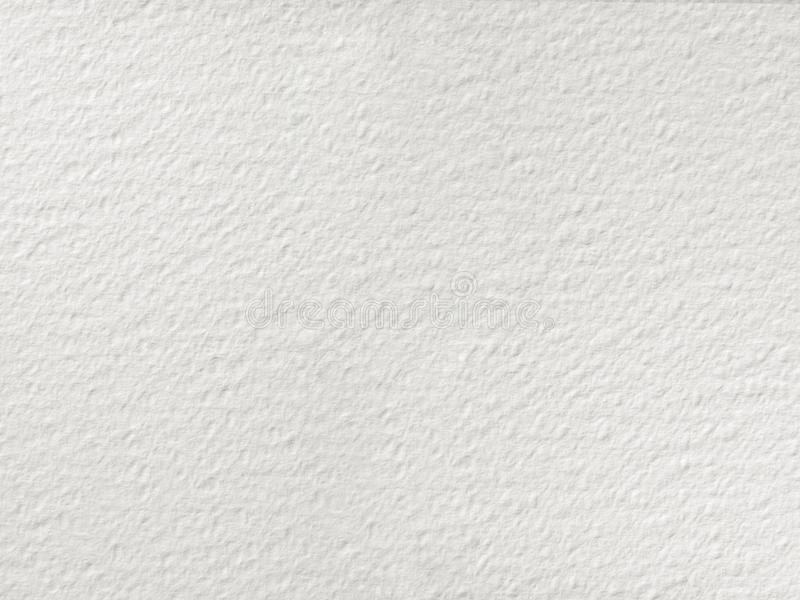 Rough watercolor paper texture royalty free stock photography