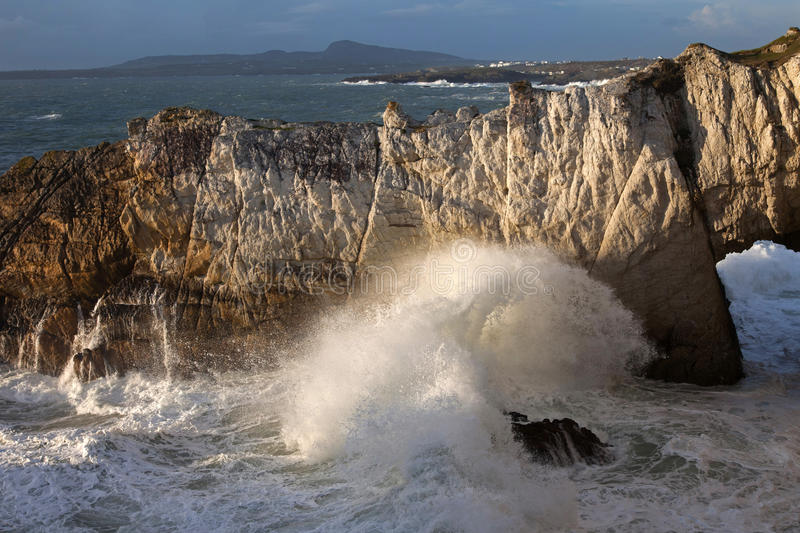 Download Rough weathe stock image. Image of ocean, arch, north - 21994435