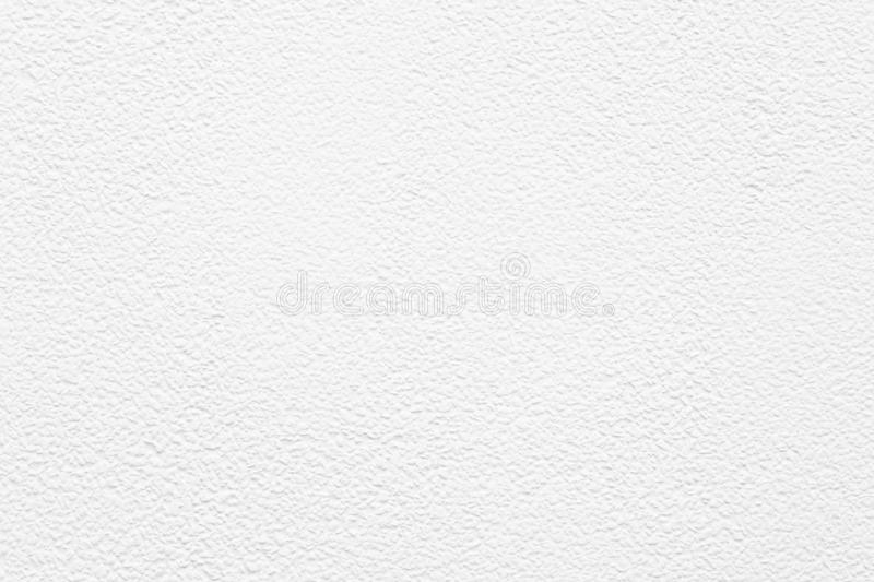 Rough white wall texture background. Close-up image of rough white wall texture background royalty free stock photo