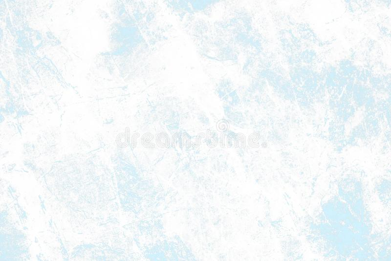 Roughly painted white wall texture vector illustration