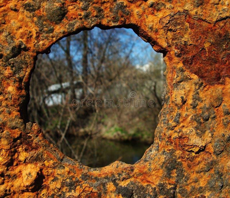 Rouille photographie stock libre de droits