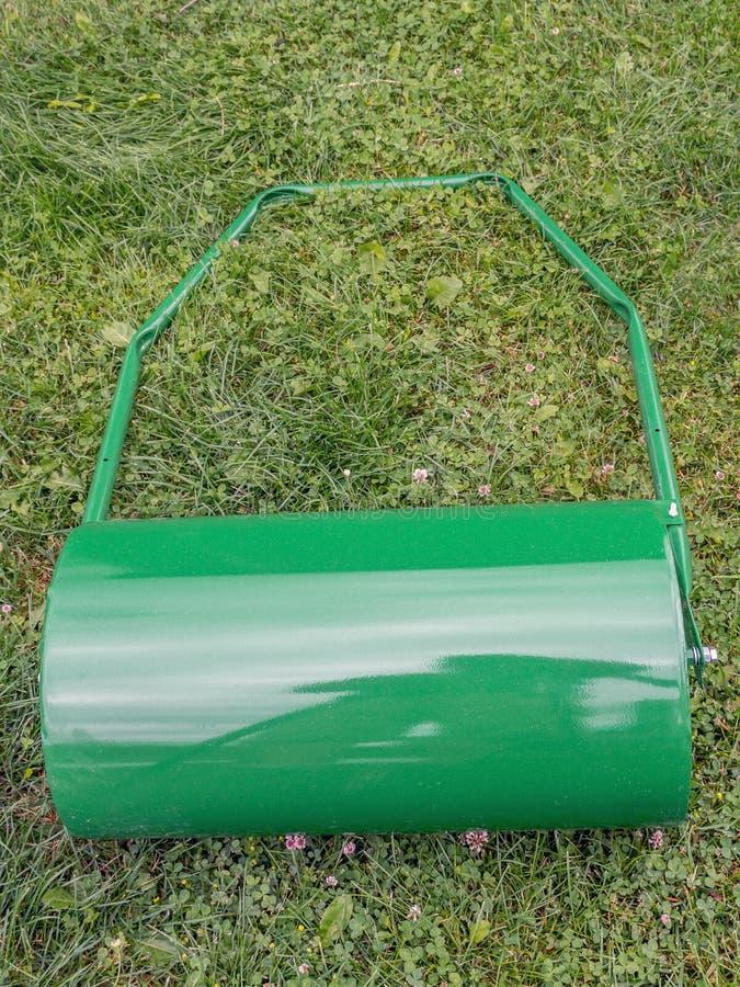 Rouleau de pelouse image libre de droits