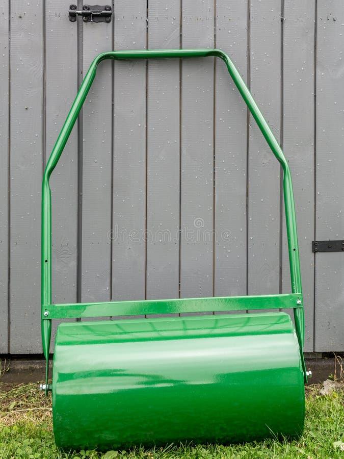 Rouleau de pelouse photo libre de droits