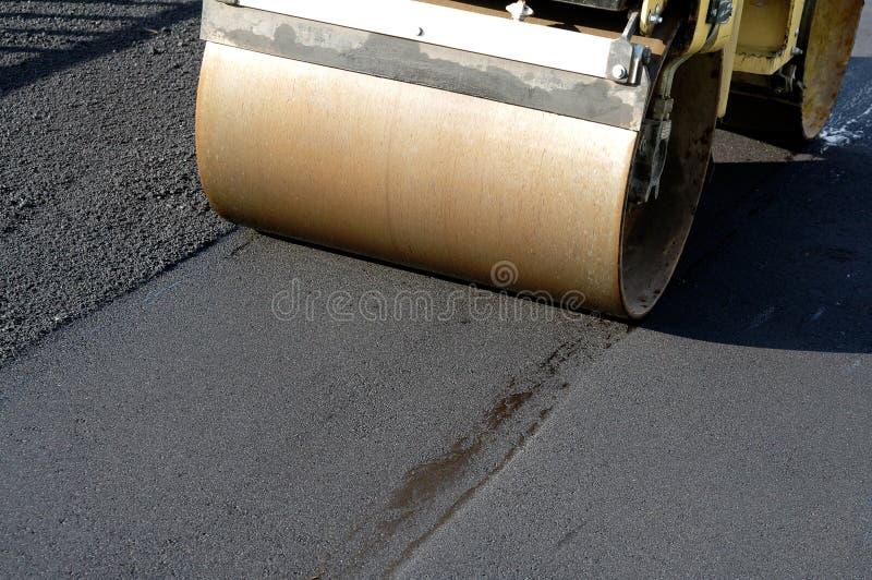 Rouleau de route image libre de droits