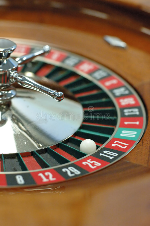 Roulette royalty free stock photos