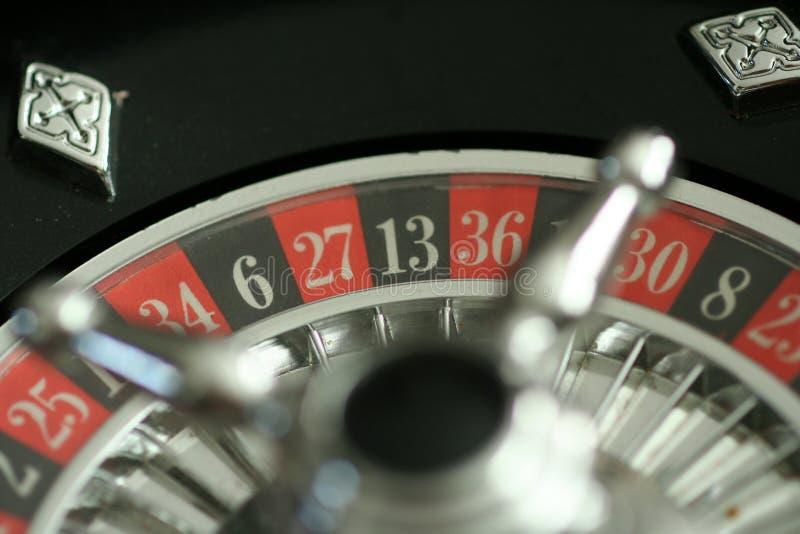 Roulette stock foto