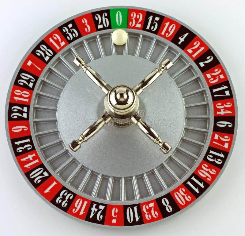 Roulette stock afbeeldingen