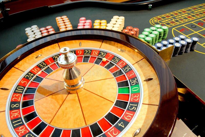 Roulette lizenzfreies stockbild
