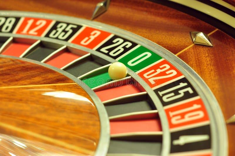 Roulette wheel stock photos