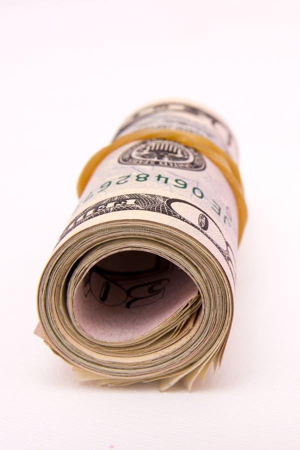 Roulis d'argent images libres de droits