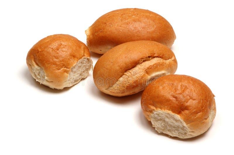 Roulis de pain photos stock