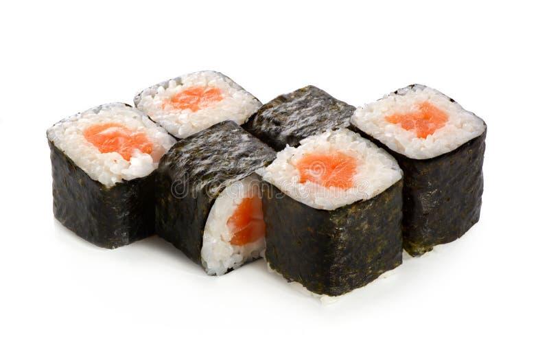Roulis de sushi image stock
