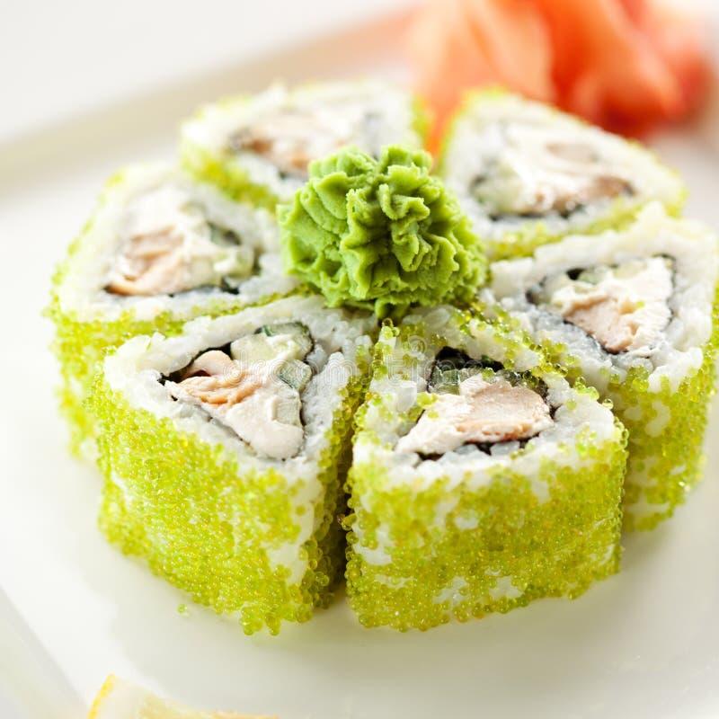 Download Roulis de sushi photo stock. Image du culture, repas - 45366588