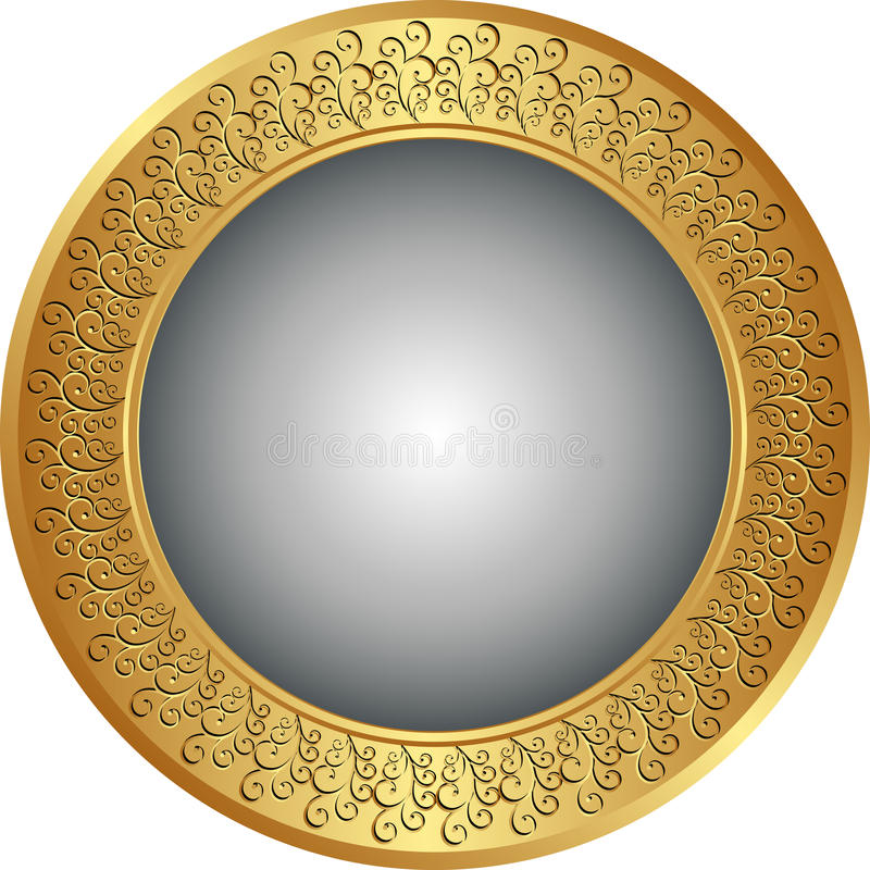 Round background